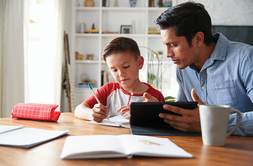 La scolarité autrement avec l'école à la maison