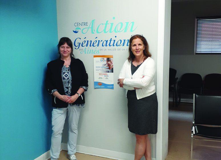 SAVA, un programme de bientraitance des aînés en Outaouais